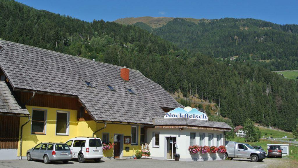 Nockfleisch Bauernladen in Patergassen, Kärnten - goodstuff AlpeAdria