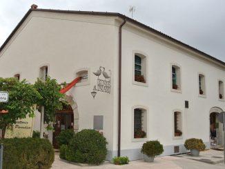 Trattoria Al Paradiso in Paradiso di Pocenia, Italien - goodstuff AlpeAdria